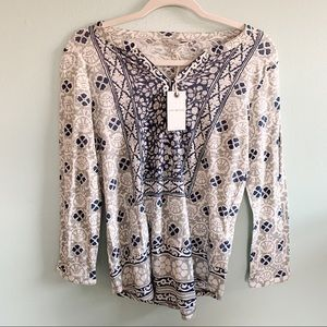 Brand New Lucky Brand Top